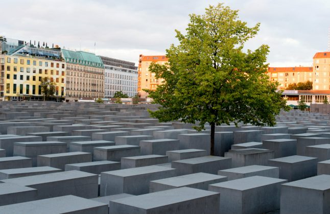 Children of Nazis and their victims share family history to mark Holocaust