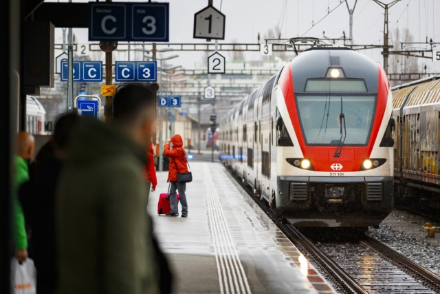 'Full refunds could be possible on seriously late services': Swiss train boss