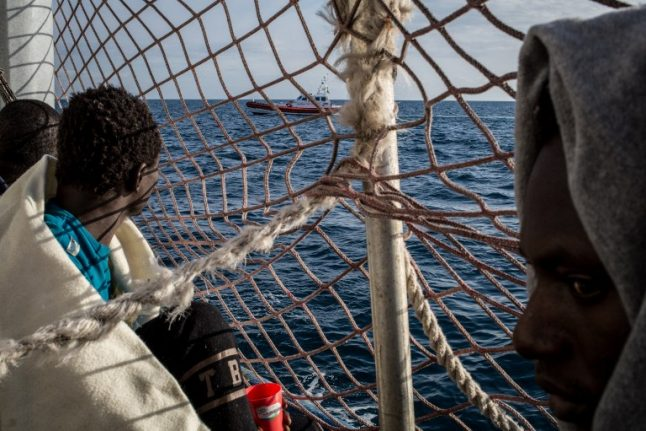 Netherlands rejects Italy's call to take in Sea Watch migrants