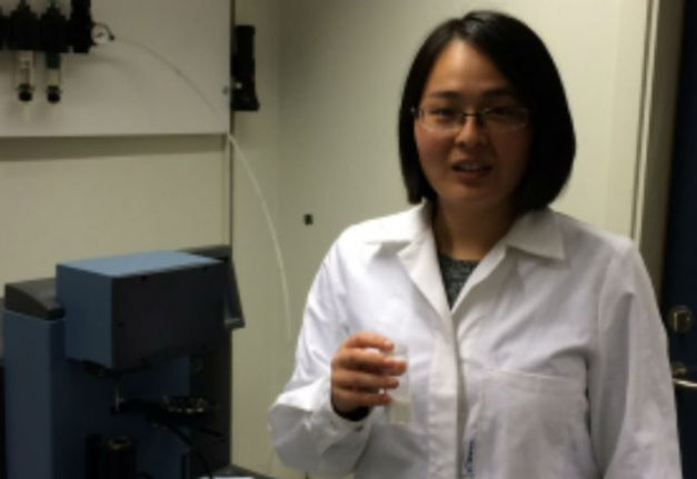 Lund scientist creates new plastic from molecule that makes faeces smell