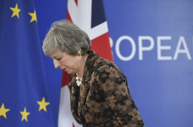 RECAP: 'What a Brexshit!' – Europe reacts to May's Brexit defeat