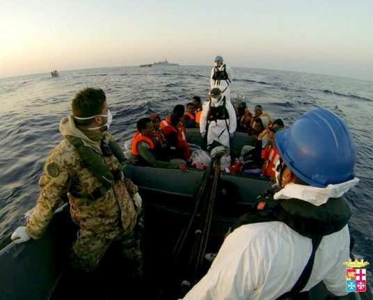 'Up to Italy' to decide whether to end EU anti-trafficking operation in the Med
