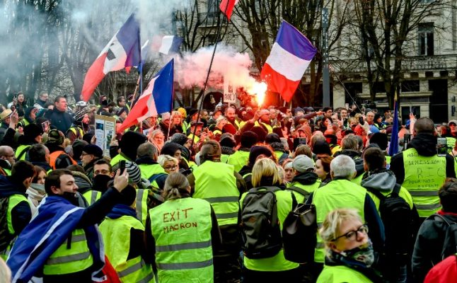 Q&A on France's yellow vests: Why are they still protesting and who is to blame for the violence?