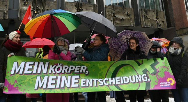 Germany to soften ban on providing information on abortions