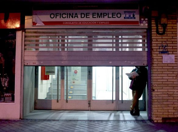 Unemployment in Spain dropped 6.17 percent in 2018
