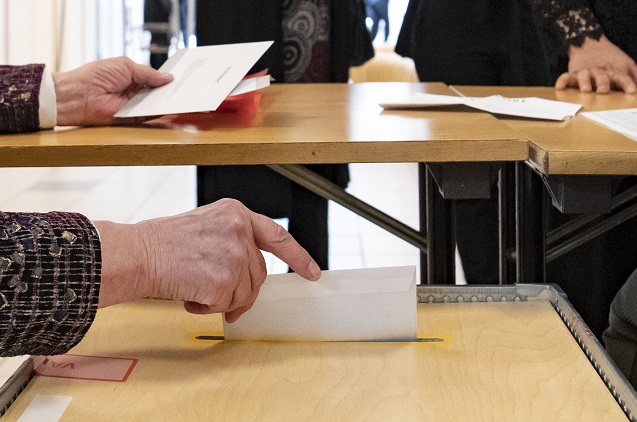Sweden 'world's third most democratic country'