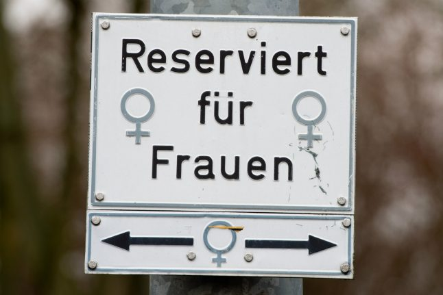 Man takes Bavarian town to court over 'women-only' parking spaces
