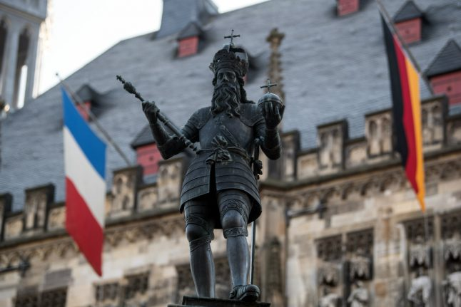 How Charlemagne was the original fighter for European unity