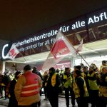 Eight German airports brace for strike action as hundreds of flights are cancelled