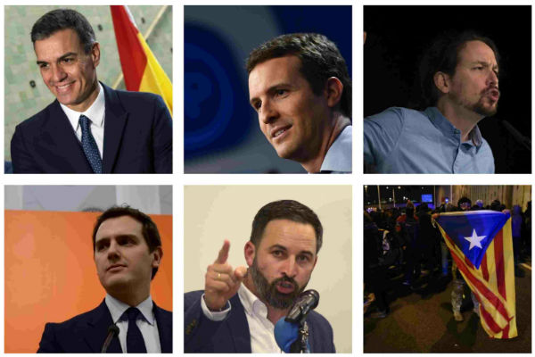 ANALYSIS: Gloves come off as Spain begins two-month-long political fist fight