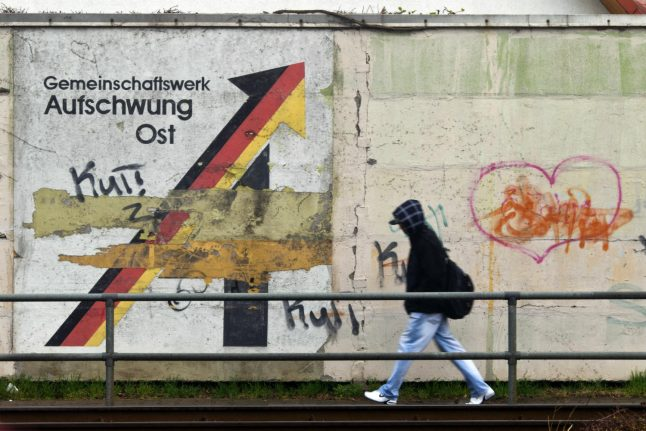 Opinion: How eastern and western Germany still differ from each other