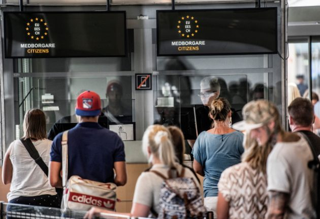 Stockholm border checks: can 100 new officers fix criticized system?