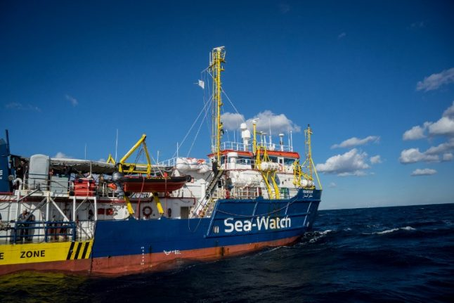 Italy releases seized Sea Watch rescue ship