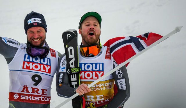 Norway skier bows out with silver at world cup in Sweden
