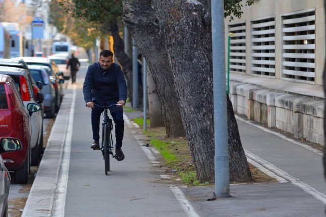 Bari becomes first Italian city to pay people to bike to work