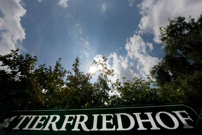 'A member of the family': Pet cemeteries on the rise in Germany