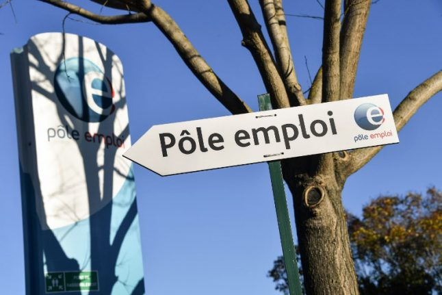 Unemployment in France falls to ten year low
