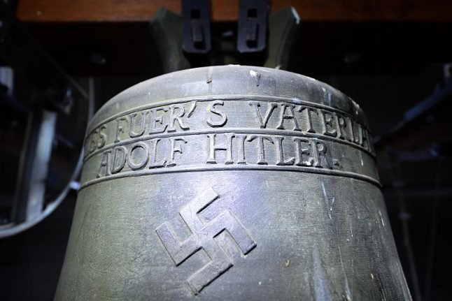 Authorities weigh criminal charges on German churches with Nazi bells