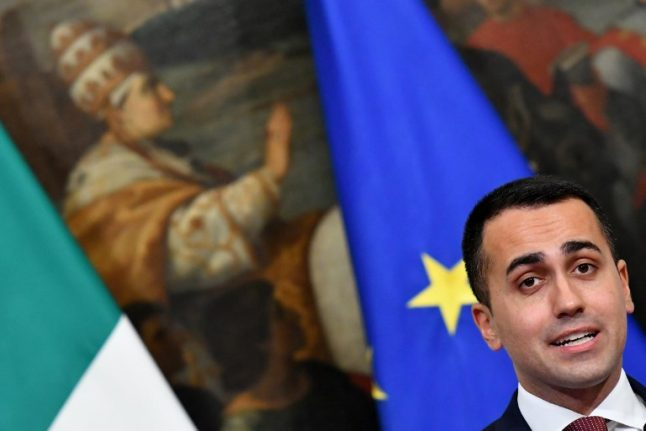 Italy's M5S forms new populist bloc to fight EU elections