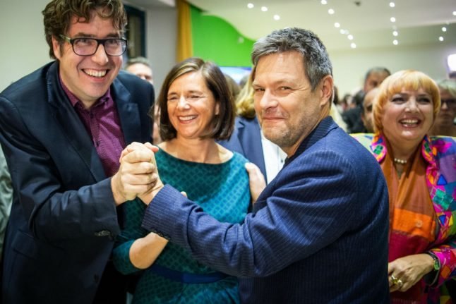 'Younger and more eastern': Green Party boasts record membership