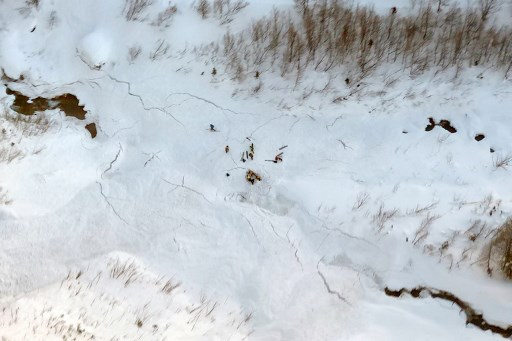 Brits among several killed in avalanches in Italian Alps