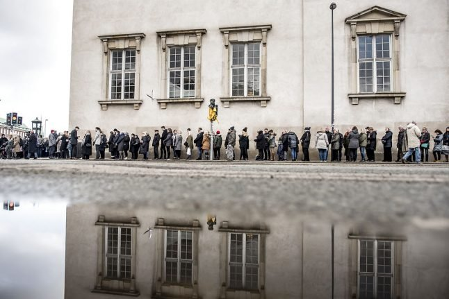 Danish life expectancy stands still, halting years-long trend