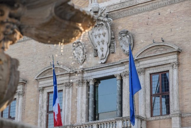 France to send its ambassador back to Italy 'very soon'