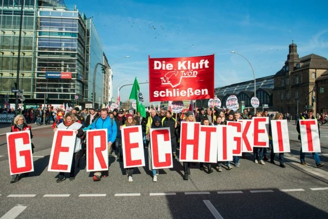Strikes to shut down schools and offices across Germany