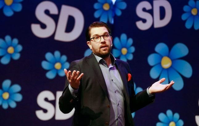 Sweden Democrats drop their call for 'Swexit' referendum on leaving EU