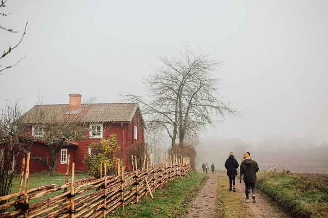 'Returning to Sweden, I realize how much I have missed its dullness'