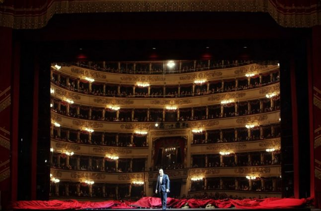 'A slap in the face for human rights': Should La Scala take Saudi money?