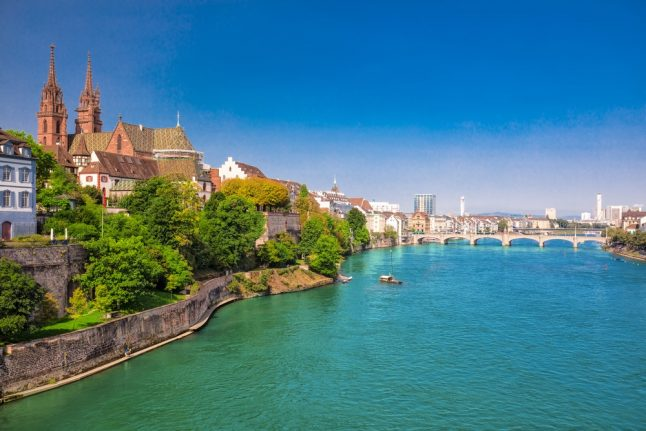 Five family-friendly places to visit in and around Basel on a Sunday
