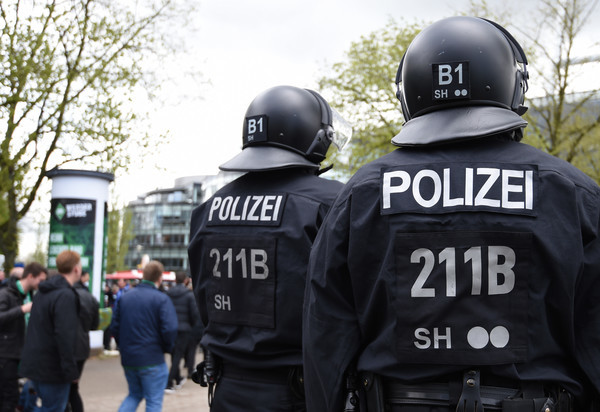German football clubs face possible security bill at high-risk games