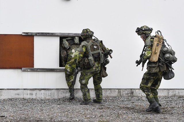 Twice as many people to undergo military service tests in Sweden this year