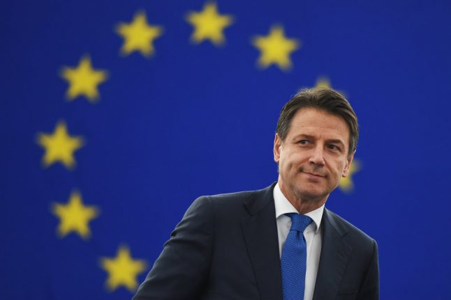 Brussels warns of new row brewing over Italy finances