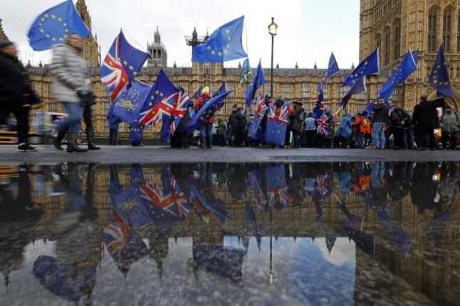 Brexit vote: 'It's now time to take the rights of Britons off the negotiating table'