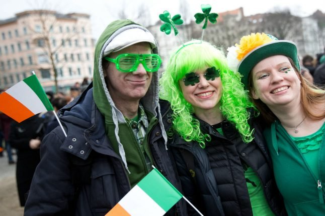 Irish in Germany: How many are there and where do they live?