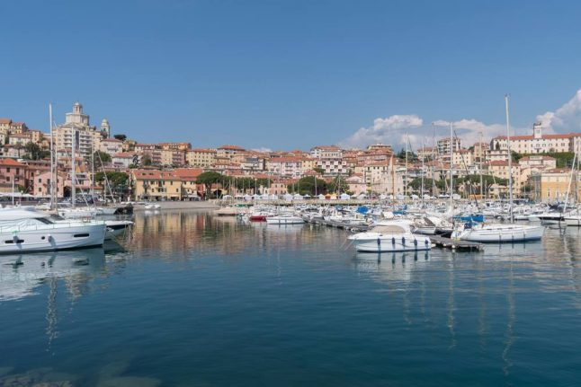 These are the towns with the best weather in Italy