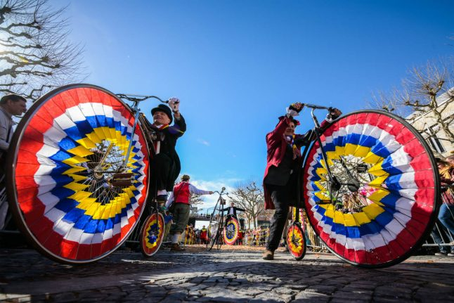 Fastnacht first timer: Behind the scenes of Mainz' famous carnival