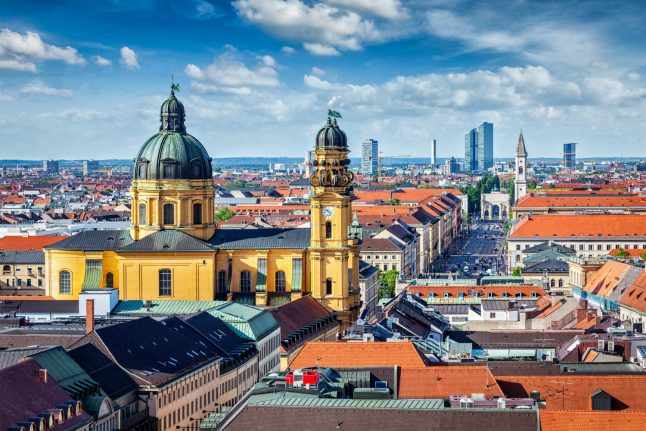 Three German cities ranked in the top 10 best places to live
