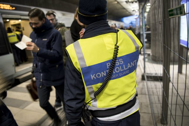 Swedish police request more money for border control