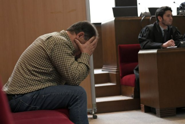 Catholic school sex abuse case goes to trial in Barcelona