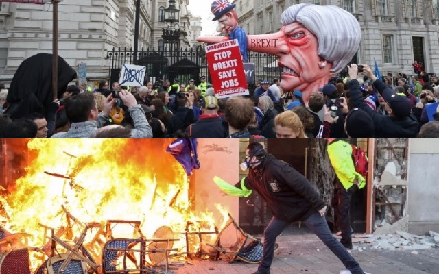ANALYSIS: Brexit vs Gilets Jaunes - is Britain or France in the greater crisis?