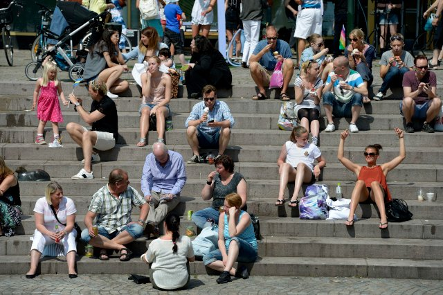 NEW STATS: One in three live in Sweden's nine biggest cities