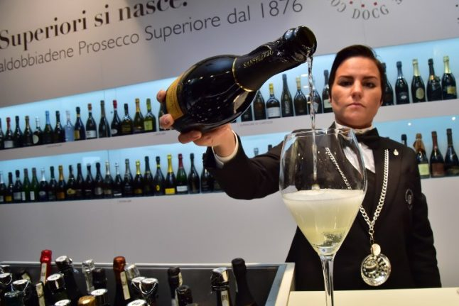 Brexit could make Prosecco pricier for British buyers, Italian winemakers warn