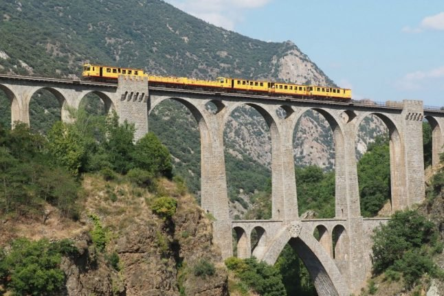 Why viaducts are so important to the French in the month of May