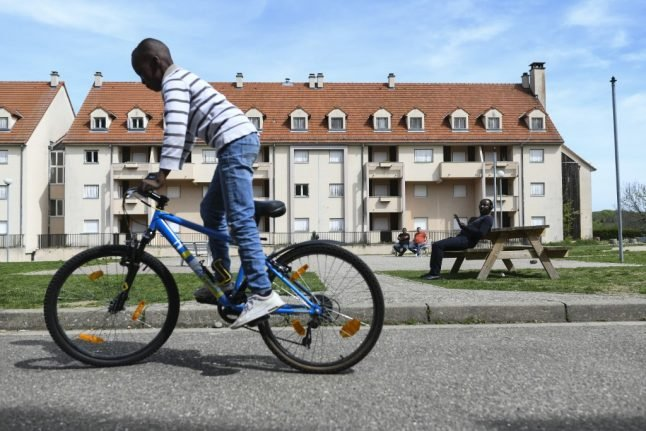 In this tiny French village, refugees are part of the social fabric
