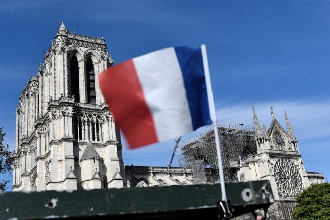 OPINION: Notre-Dame blaze has united France - but not for long