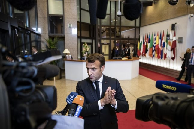 OPINION: Macron failed to do a De Gaulle on Britain. But why did he even try?