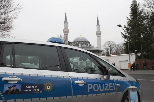 Attacks against Muslims and mosques in Germany decreasing